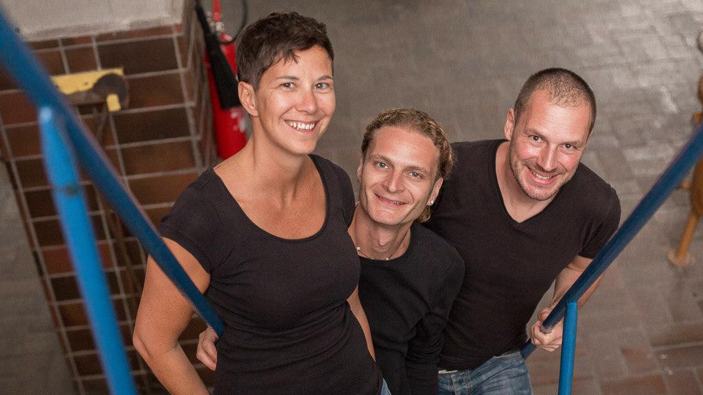 Das Team der ABCstar Bloggerkonferenz: Eva Gaderer, Robert Bichler und Gerhard Liebenberger. - Bild: (c) EH-Fotografie